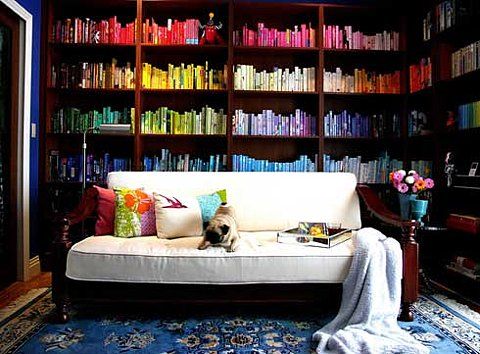Colour Coded Books