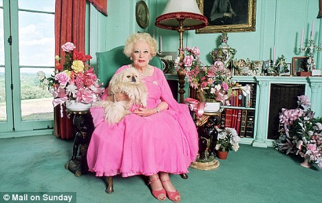 Barbara Cartland home
