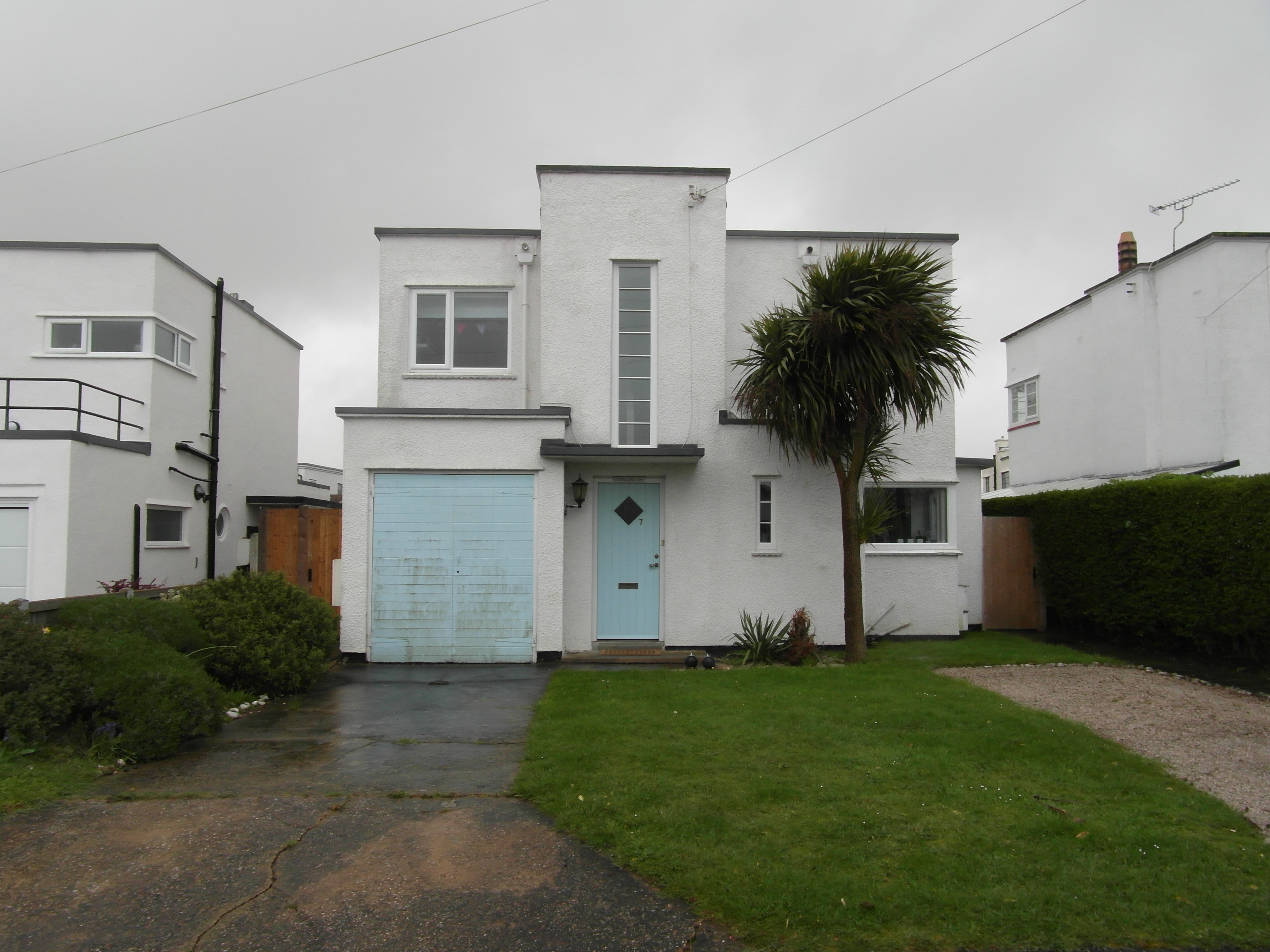 House on the Frinton Park Estate Frinton-on-sea