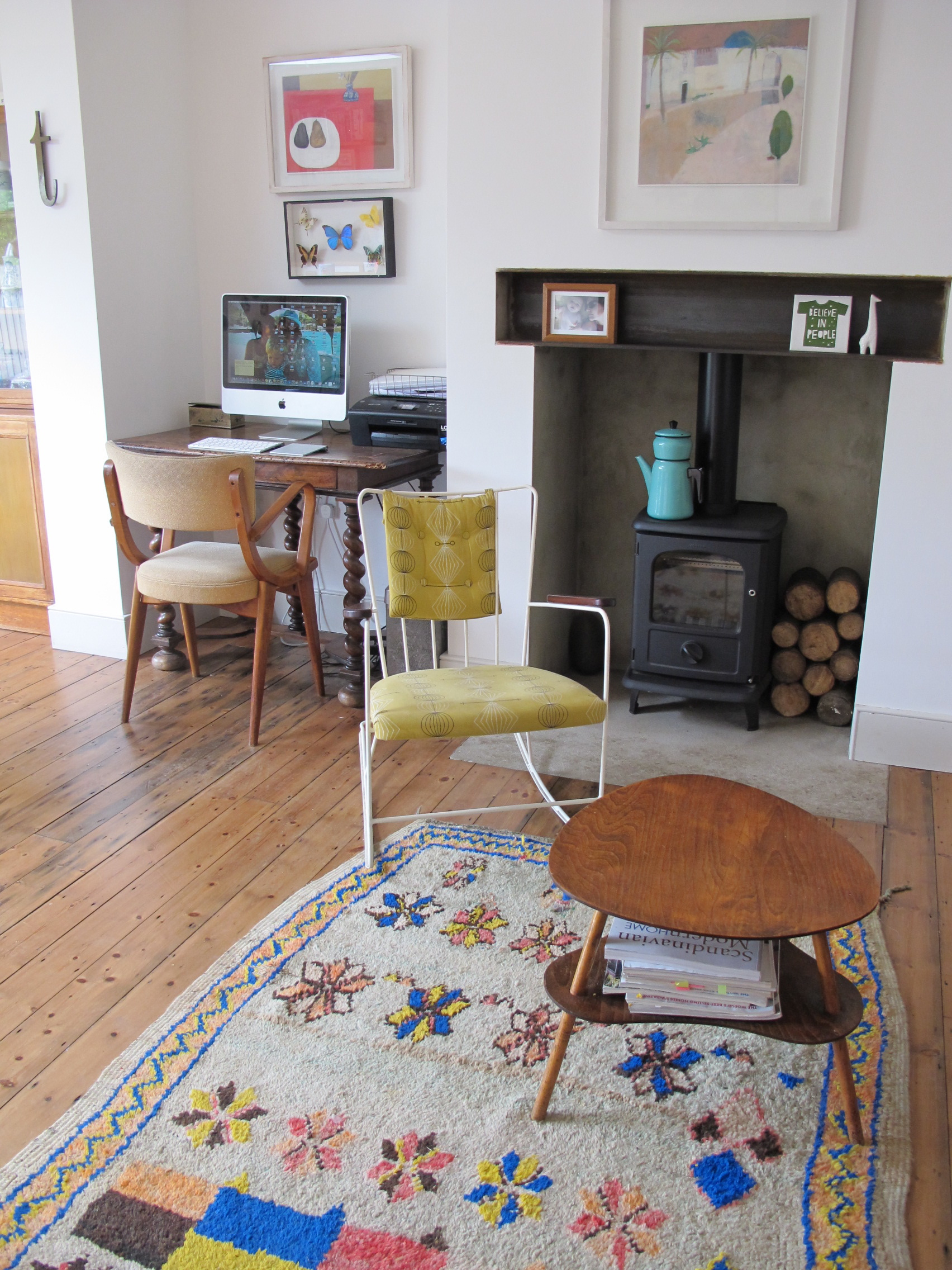 my desk tamsin emma from beldi rugs my friend 39 s house