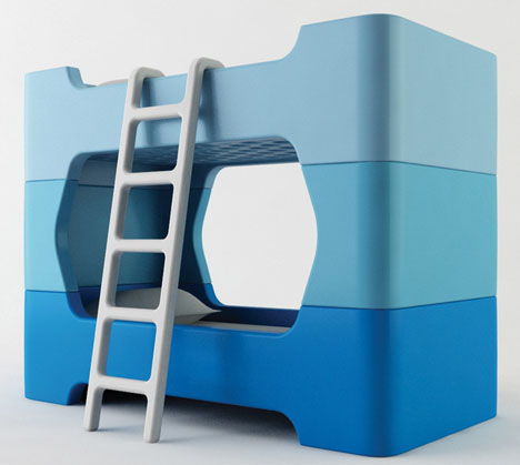 Bunk Bed by Magis | Kids rooms | My Friend's Housebeds