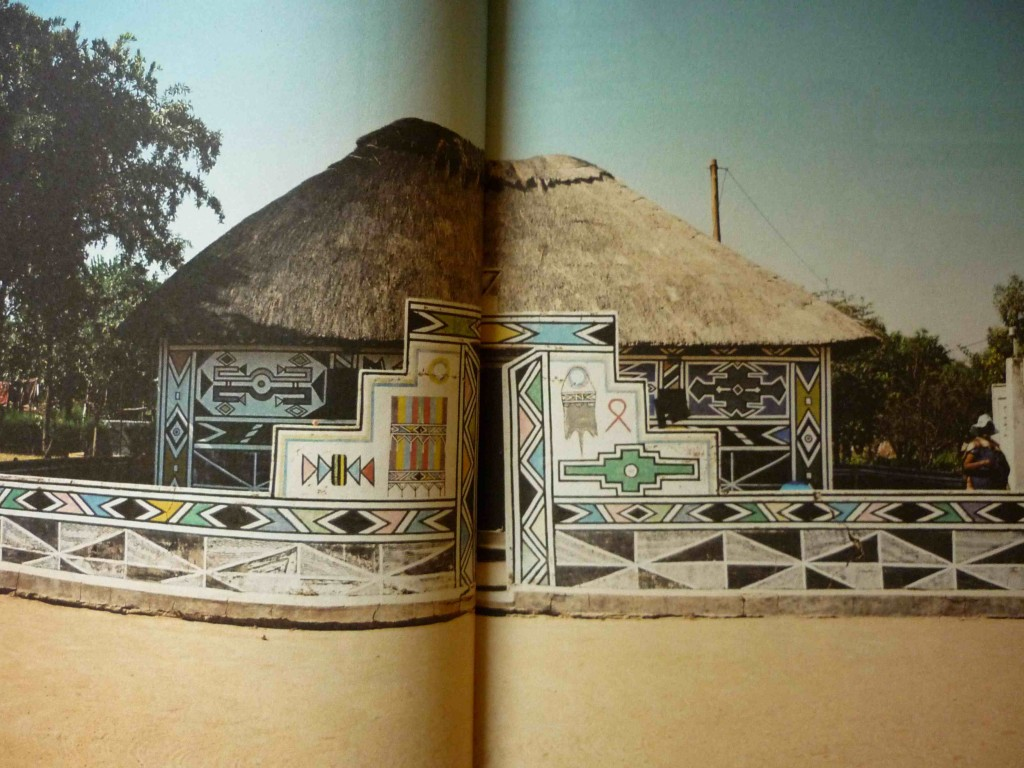 South African tribal art