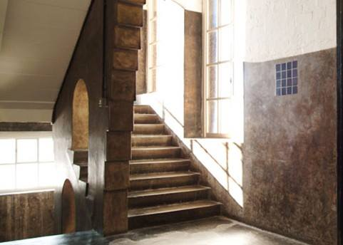 Glasgow School of Art | Staircase | Charles Rennie Mackintosh | My Friend's House