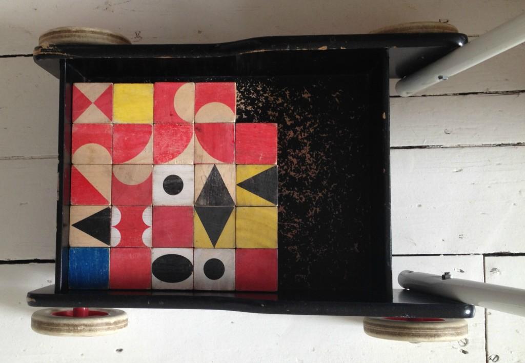 toy blocks | Pattern decorating ideas | My Friend's House