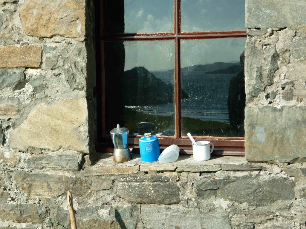 bothy window