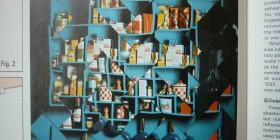 blue enamlled pans