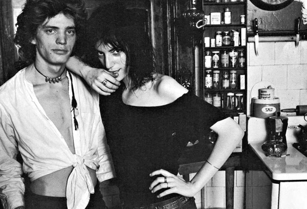 Patti Smith& Robert Maplethorpe | Just Kids | My Friend's House