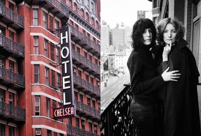 The chelsea hotel | My Friend's House