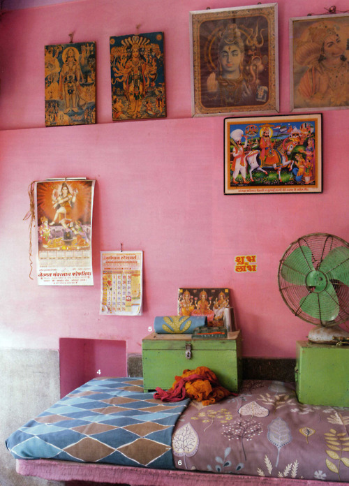 Bedroom Wallpaper Boho
