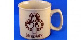 Glasgow 800 mug