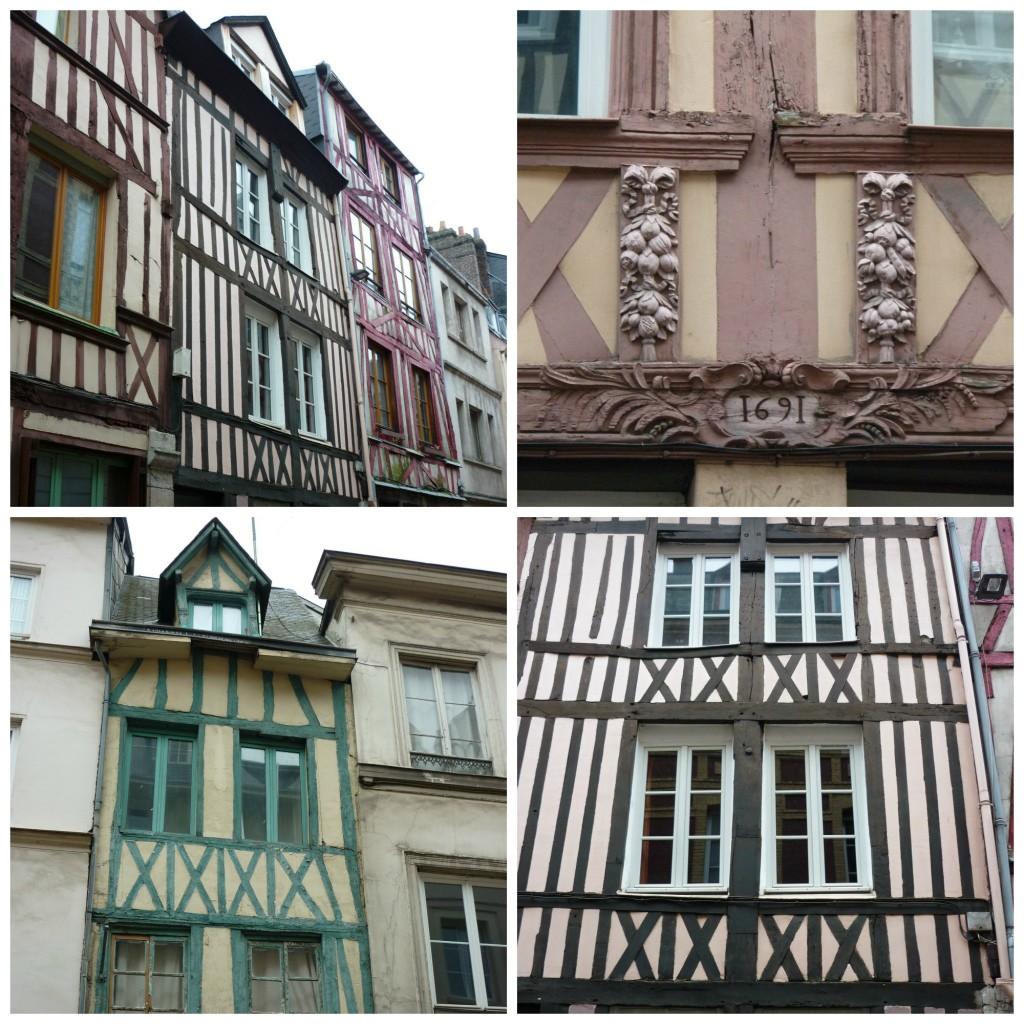 rouen old town