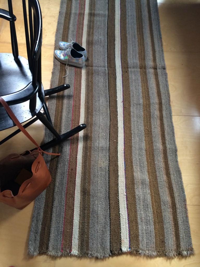 My rug | Tunisian Kilim | My Friend's House