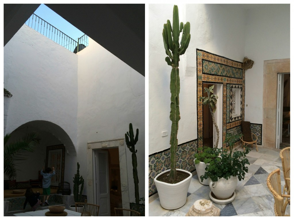 Shop interiors  Sidi Bou Said  My Friend's House