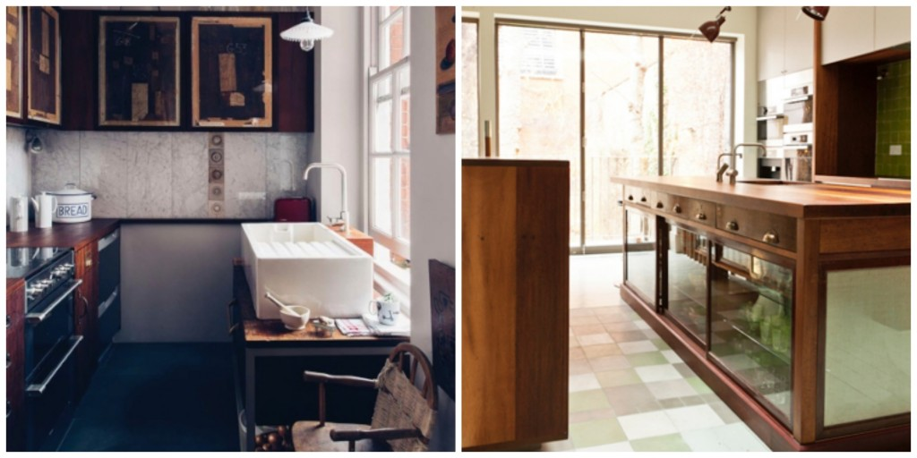 Two recent projects completed by Retrouvius