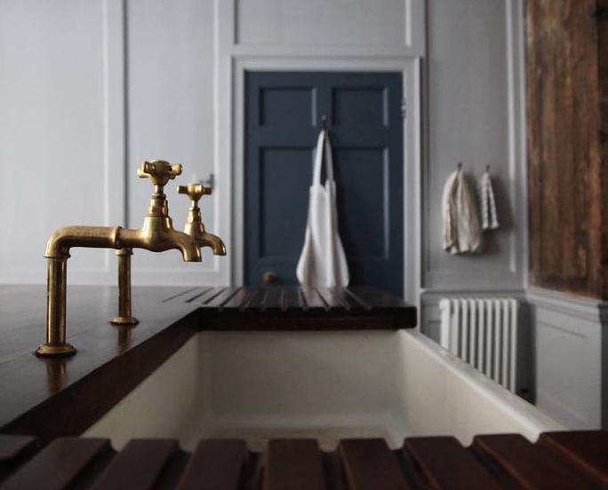 Brass taps | My Friend's House