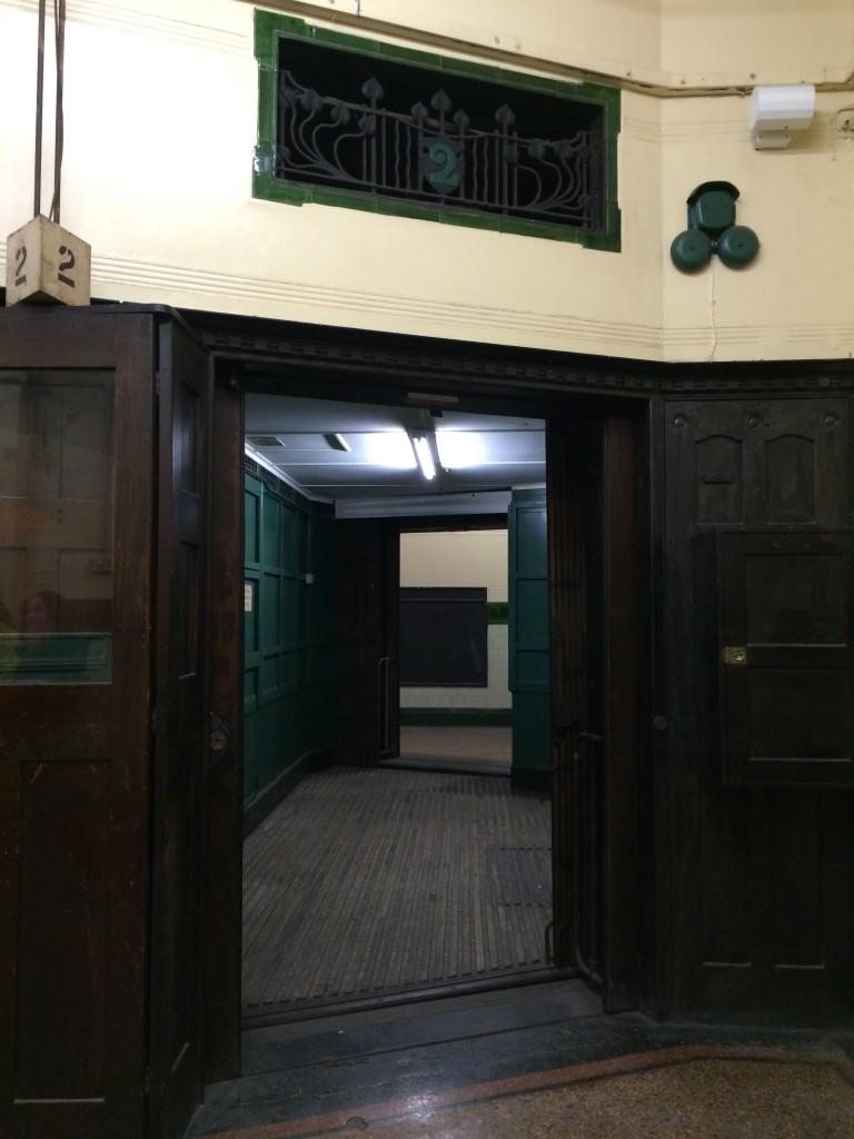 Aldwych Station 2 | My Friend's House