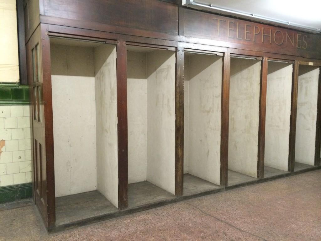 Aldwych Telephones | My Friend's House