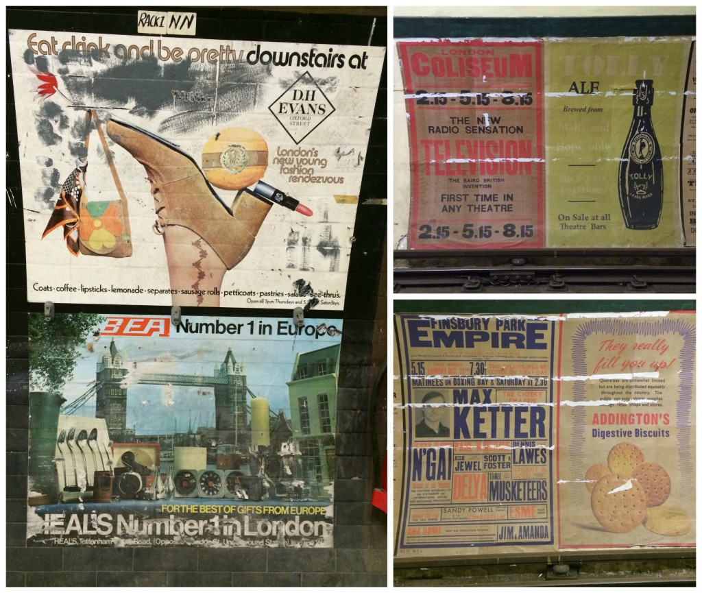 Aldwych underground | Adverts | My Friend's House