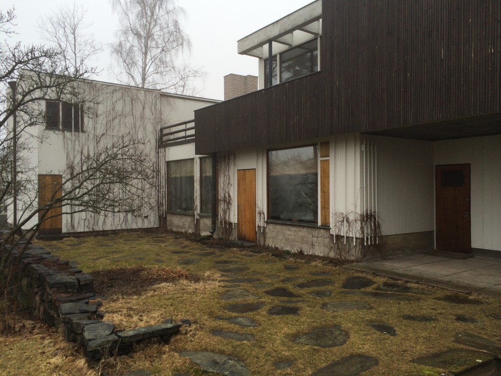 Helsinki highlights rock church and the aalto house my for The aalto house