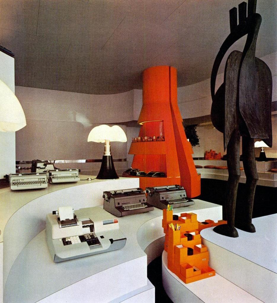 Gae Aulenti | Olivetti Pais | Domus 1967 | My Friend's House