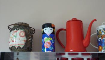 Noda Horro coffee pot