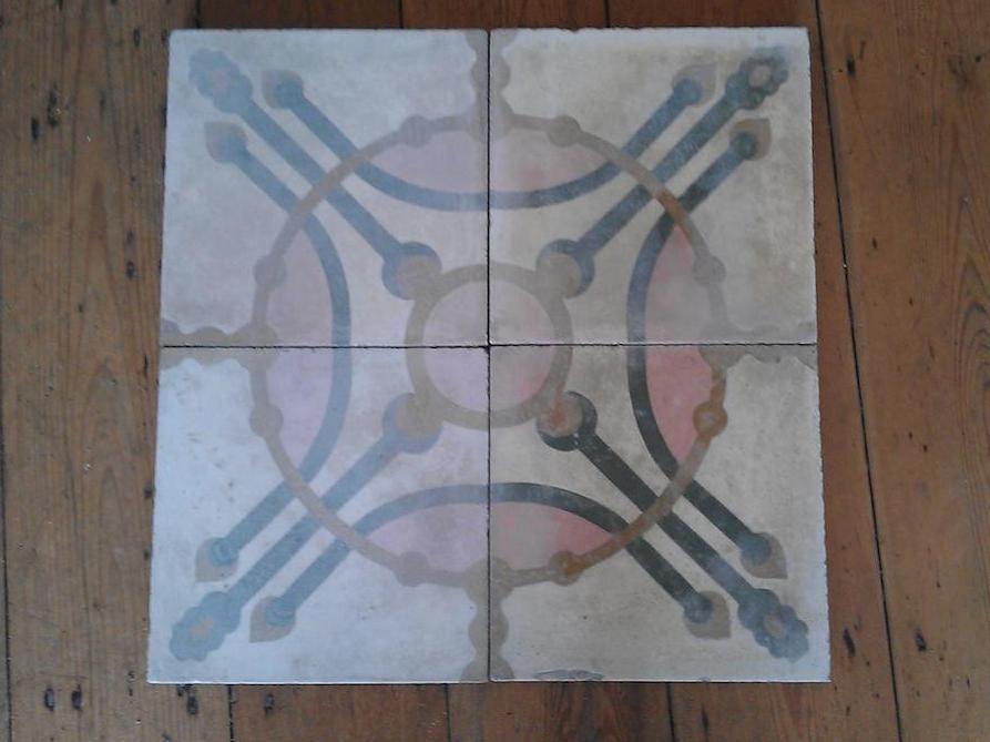 reclaimed tiles
