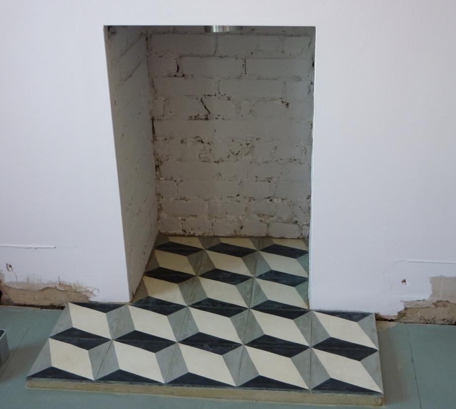 geometeric tiles