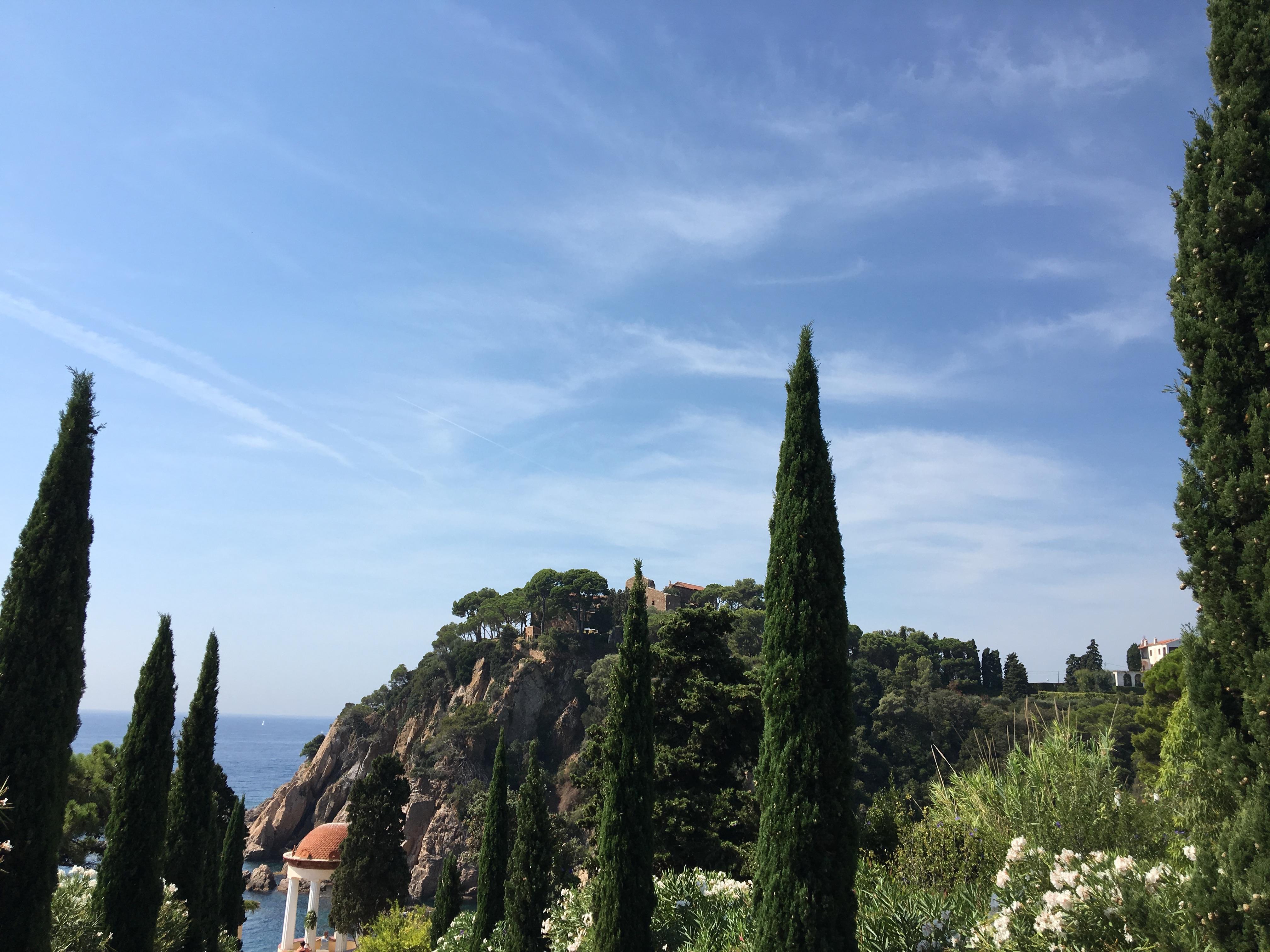 Costa brava jardins botaniques marimurtra botanical gardens - Perving Over Plans At Jardi Marimurtra
