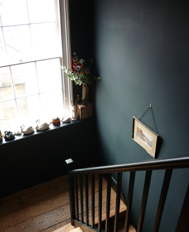 Farrow & Ball Black Blue