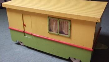 handmade caravan